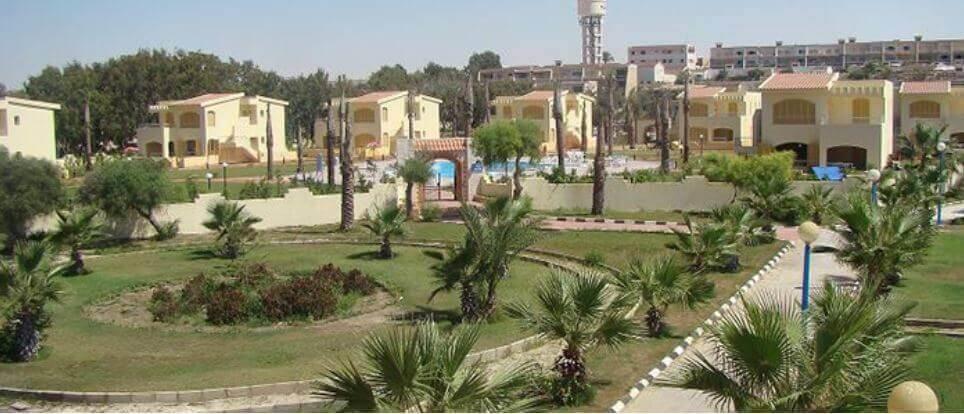 قرية سوميد الساحل الشمالي