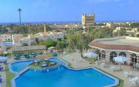 قرية جامعة القاهرة الساحل الشمالي